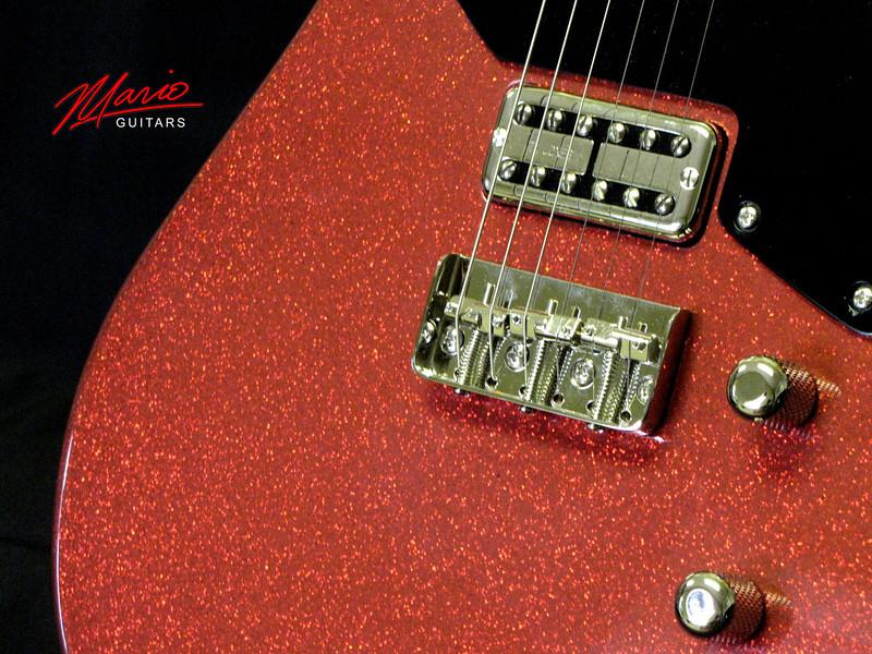 Mario Guitars Serpentine 4-L