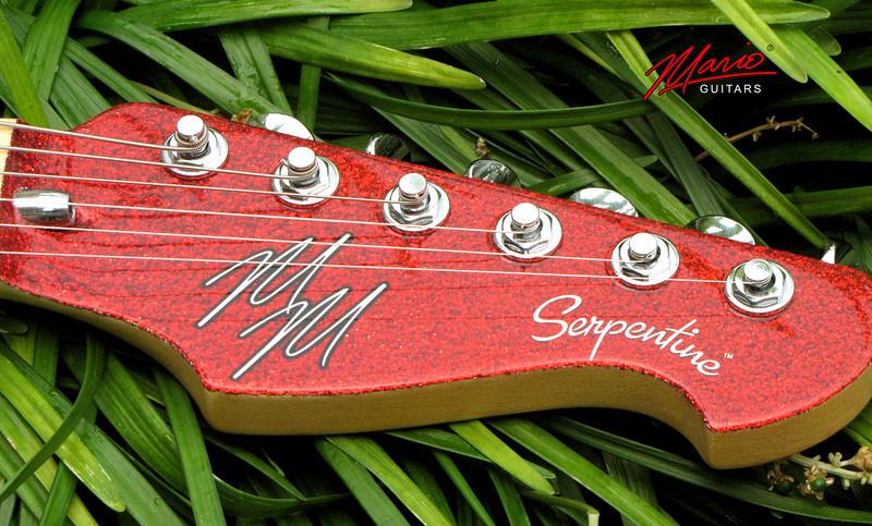Mario Guitars Serpentine 7-L