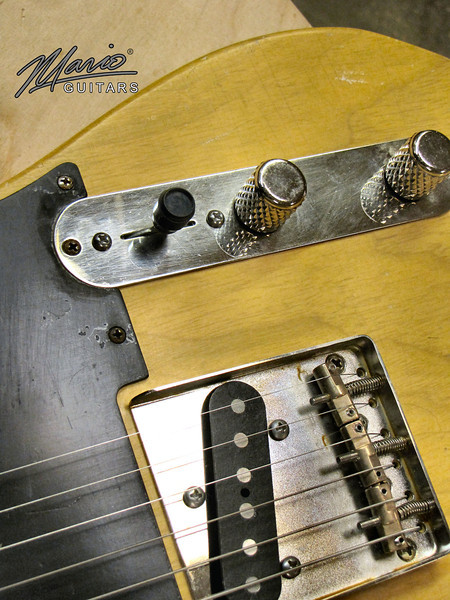 Mario Guitars for Southern Guitar 2-11-14 5-L