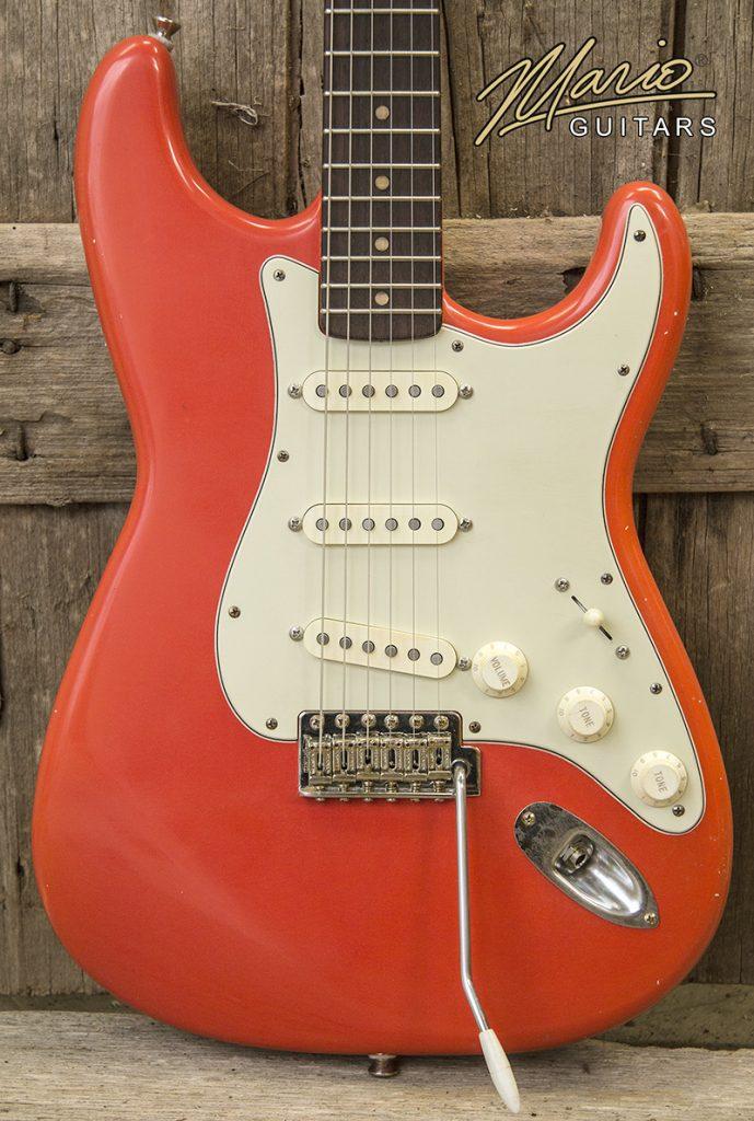 Mario Martin Guitar MM Fiesta Red 2.