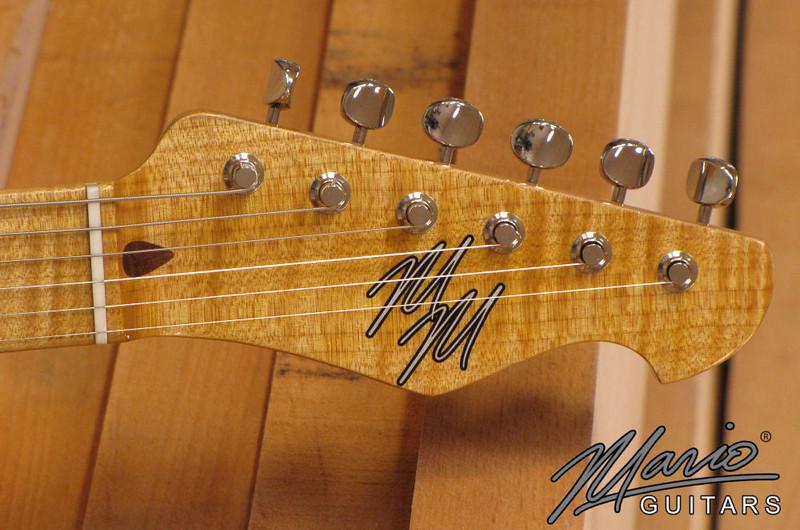 Mario Martin Guitar Nocaster T 1.-L