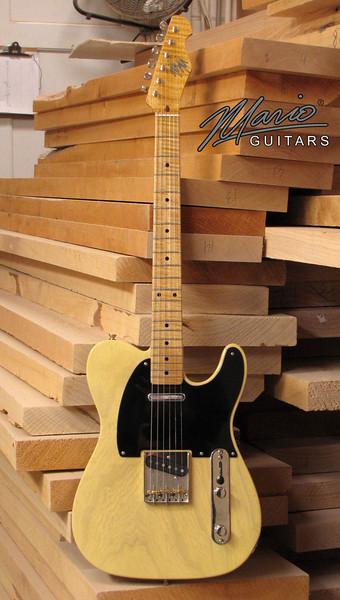 Mario Martin Guitar Nocaster T 3-L