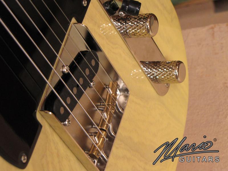 Mario Martin Guitar Nocaster T 5-L