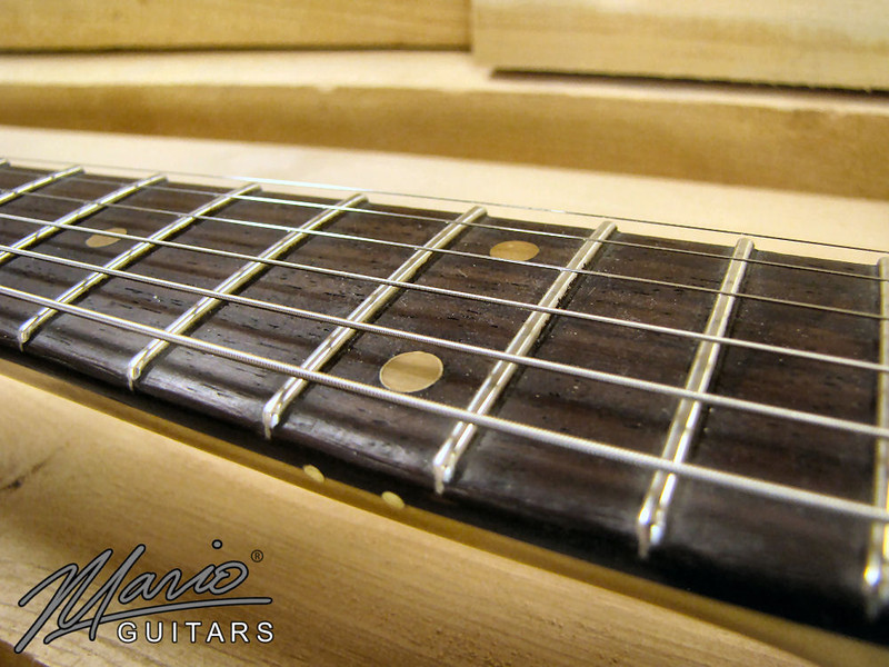 Mario Martin Guitar Sonic Blue Strat 2.-L