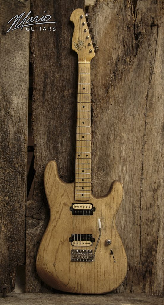 Mario Martin MM Guitar for Marco Giacomelli 1.