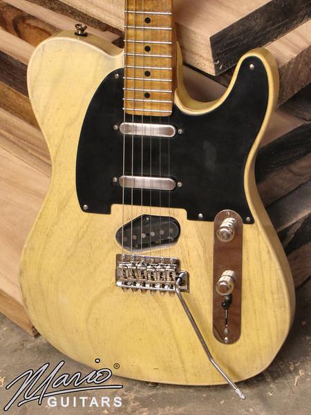 Mario Martin Mario Guitars Aged Relic T for Matte Henderson 1.-L