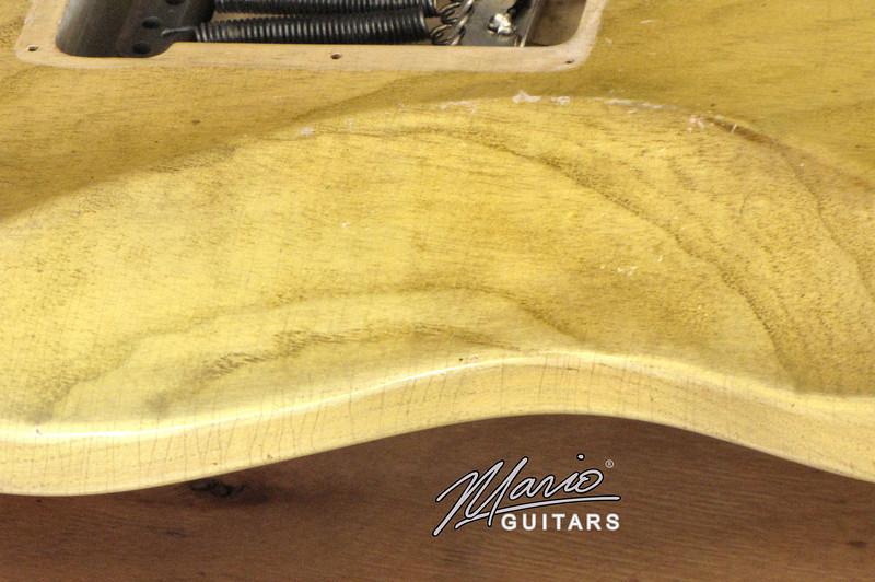 Mario Martin Mario Guitars Aged Relic T for Matte Henderson 17.-L