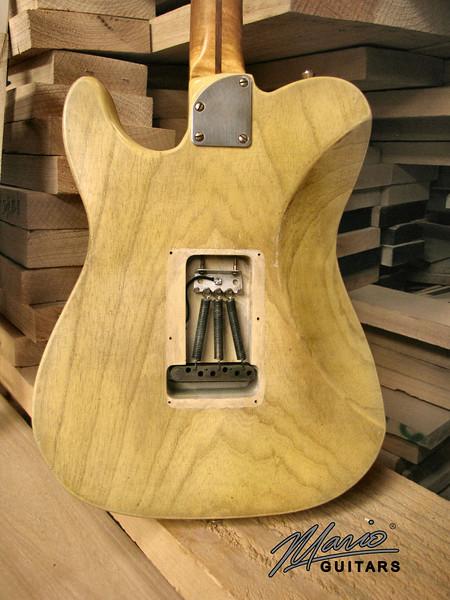 Mario Martin Mario Guitars Aged Relic T for Matte Henderson 8.-L