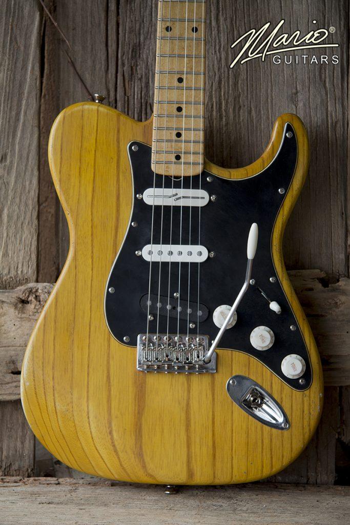 Mario Martin Mario Guitars Amber Honcho 2