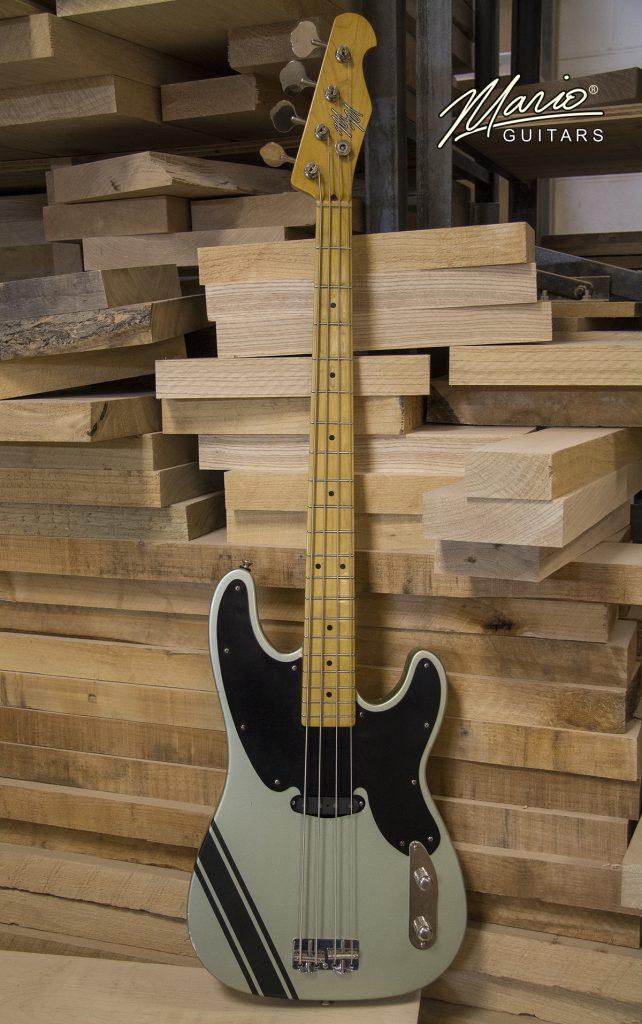 Mario Martin Mario Guitars T Bass Bros Osborne 1