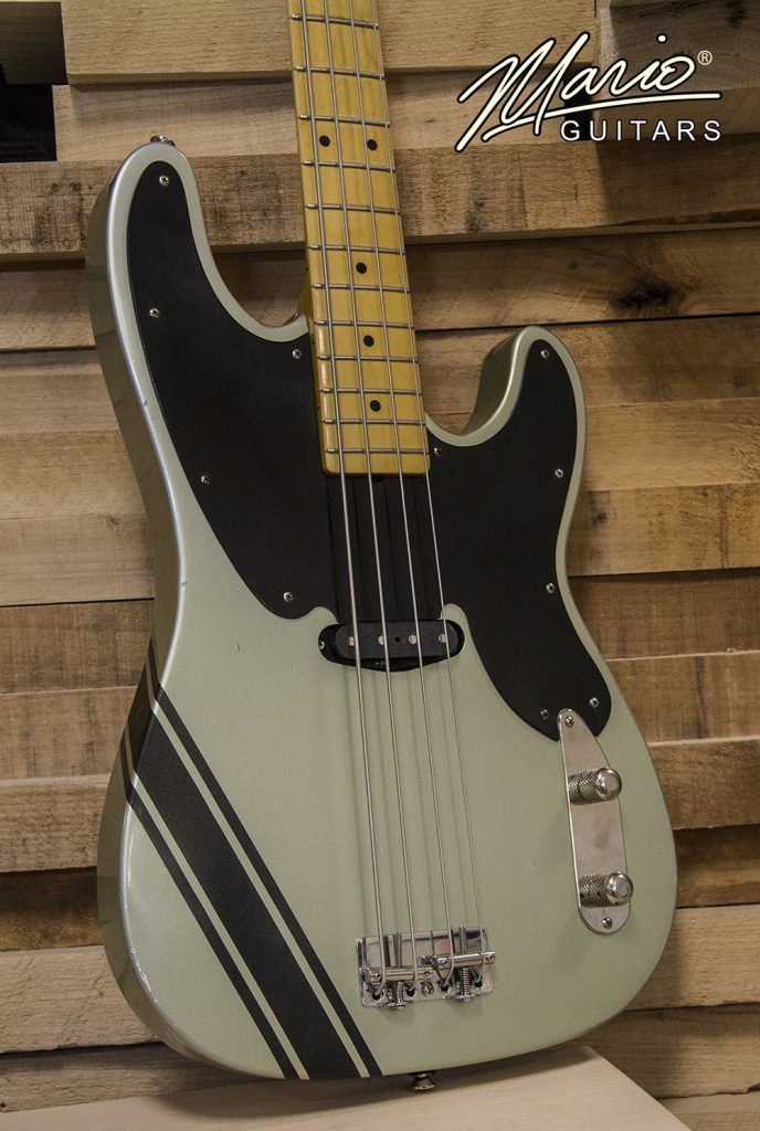 Mario Martin Mario Guitars T Bass Bros Osborne 2