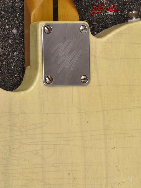Mario Martin Nocaster T Style Relic (6)-L