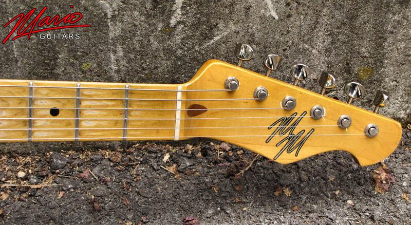 Mario Martin Nocaster T Style Relic (7)-L