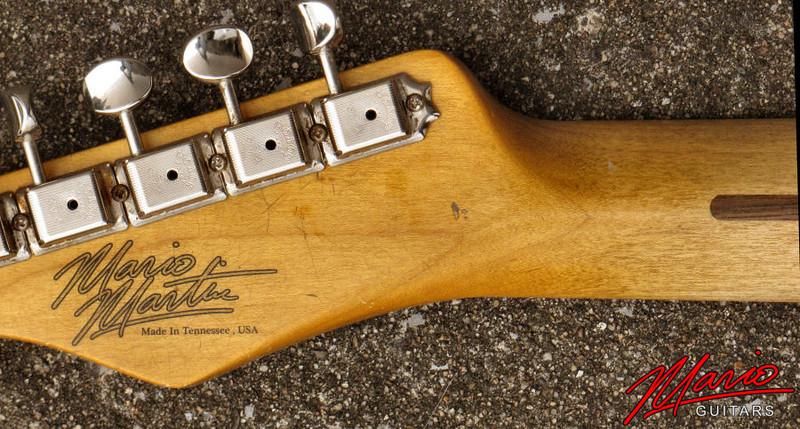 Mario Martin Nocaster T Style Relic (8)-L