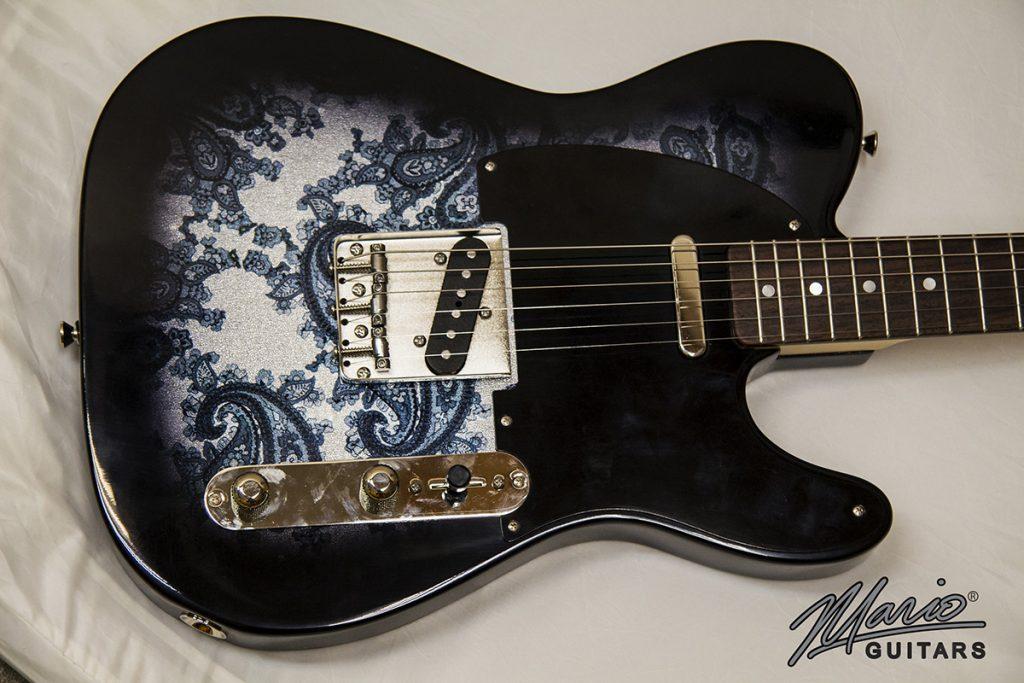 Mario Martin Paisley Mario Guitars Paisley T 1.