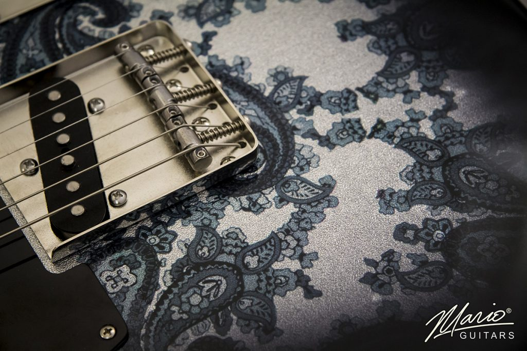 Mario Martin Paisley Mario Guitars Paisley T 2.