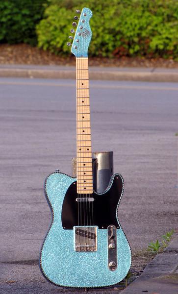 Mario Martin Sky Blue Flake T Style 1.-L