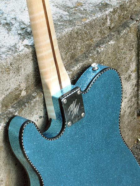 Mario Martin Sky Blue Flake T Style 4.-L