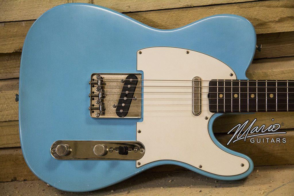MarioMartin Mario Guitars Daphne Blue (1)