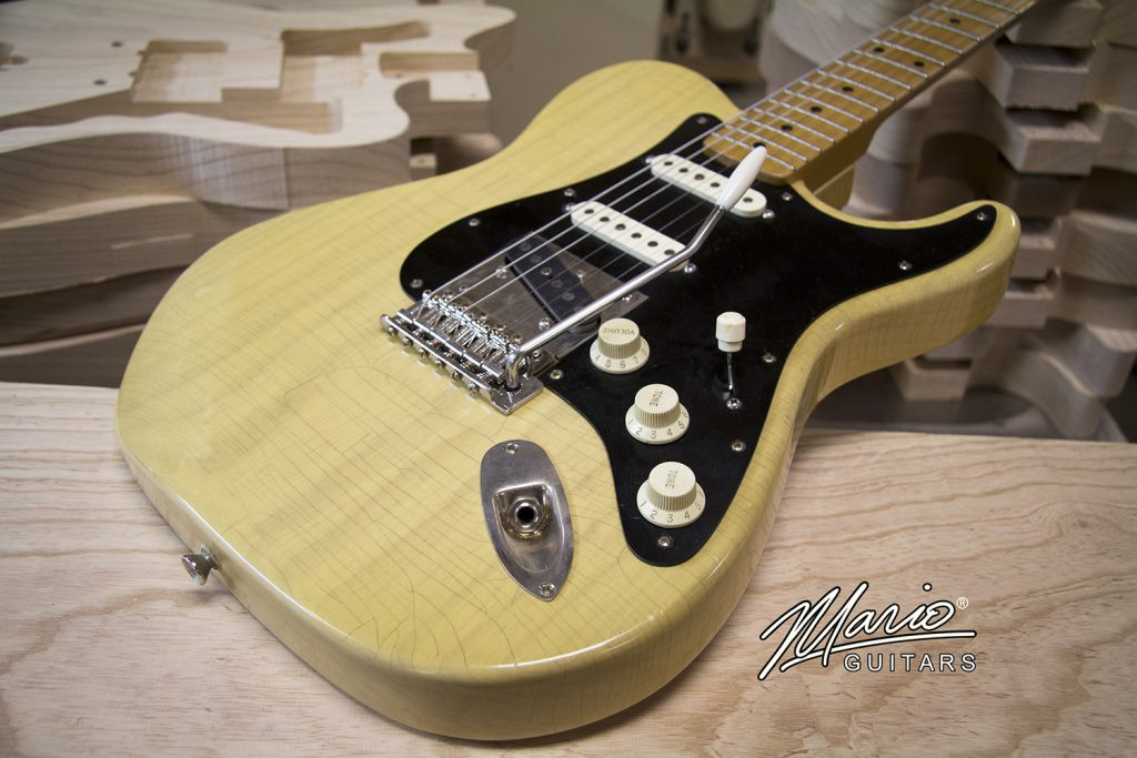 Mario Martin Honcho Guitar website